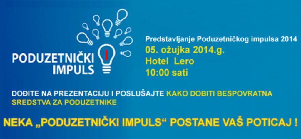 Poduzetnički Impuls 2014