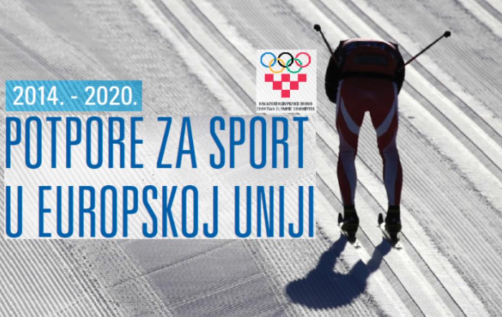 Mogućnosti financiranja sporta iz EU programa