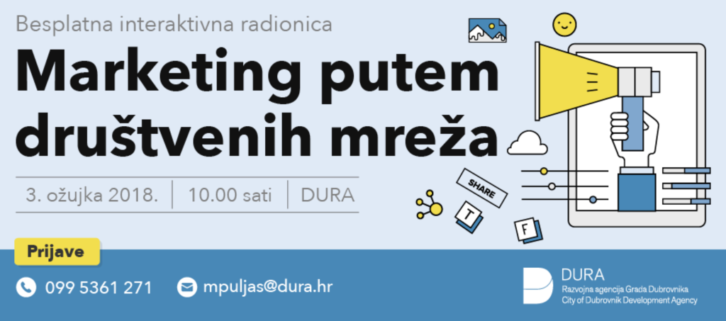 MARKETING NA DRUŠTVENIM MREŽAMA - FACEBOOK & INSTAGRAM OD 0 DO 100!