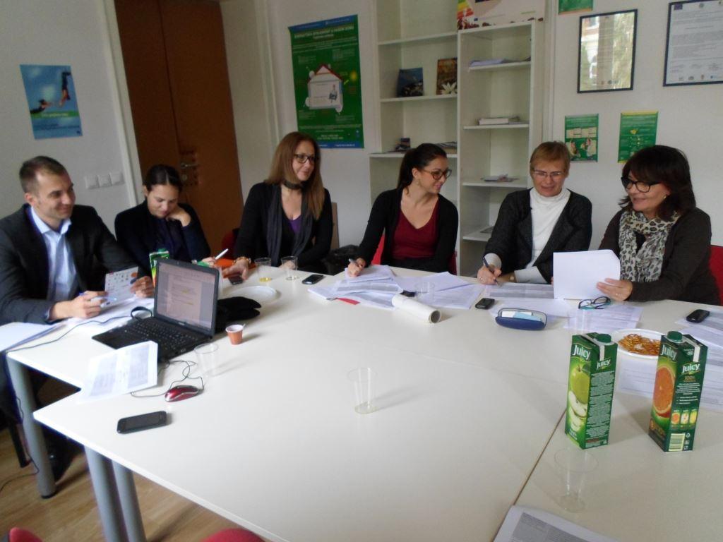 Radni partnerski sastanak u DURA-i