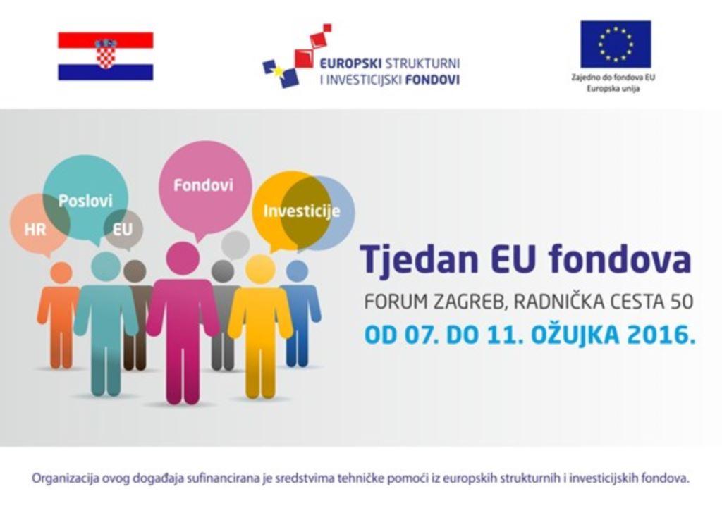 Tjedan EU fondova