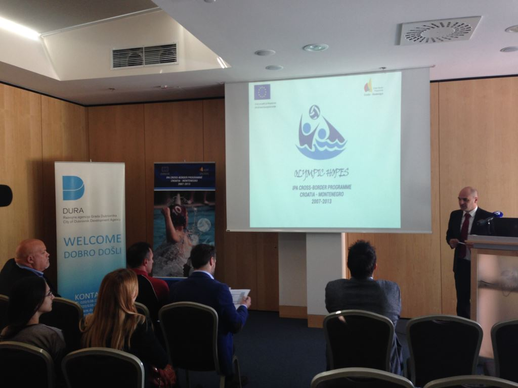 Završna konferencija projekta OLYMPIC HOPES