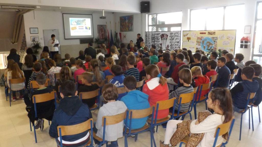 SEECEL – svečani završetak projekta u Osnovnoj školi Ivana Gundulića