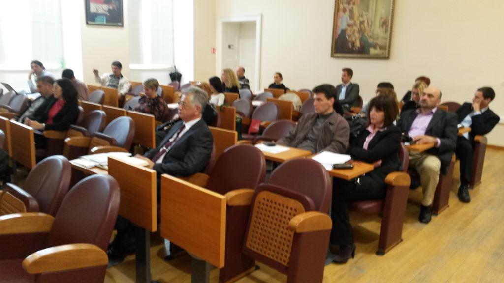 Održana 5. sjednica Partnerskog vijeća