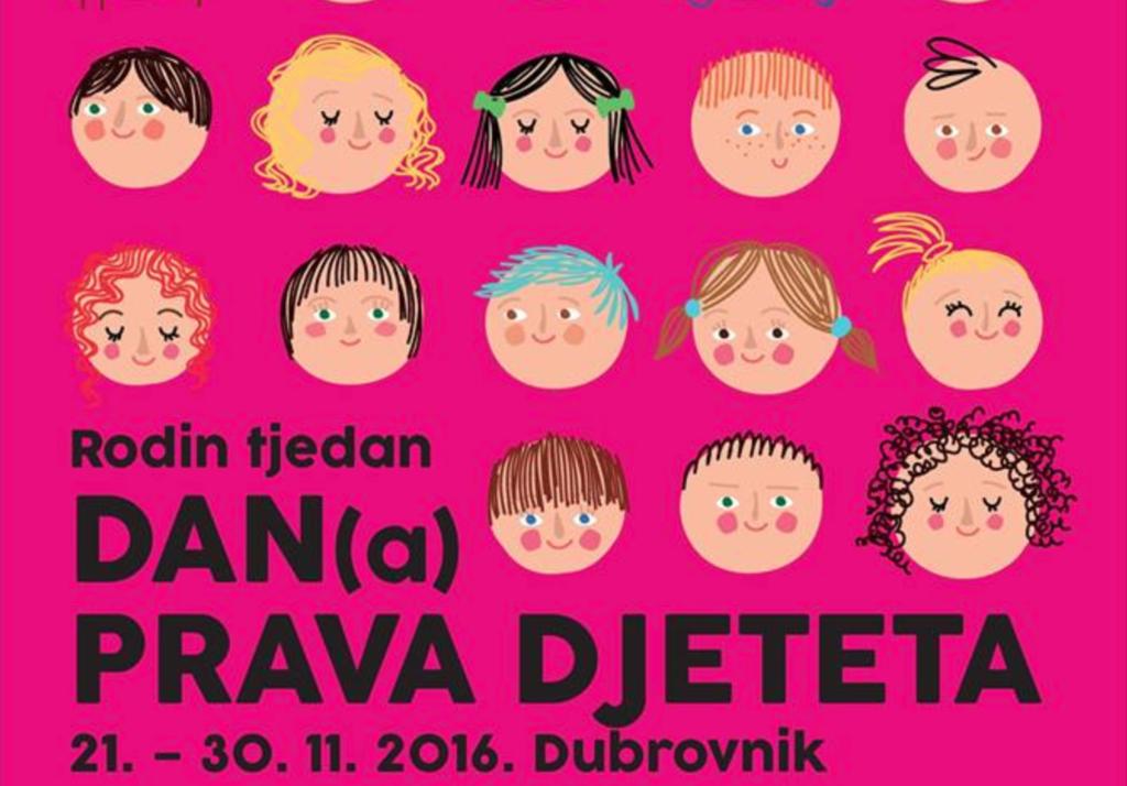 DAN PRAVA DJETETA - RODA DUBROVNIK