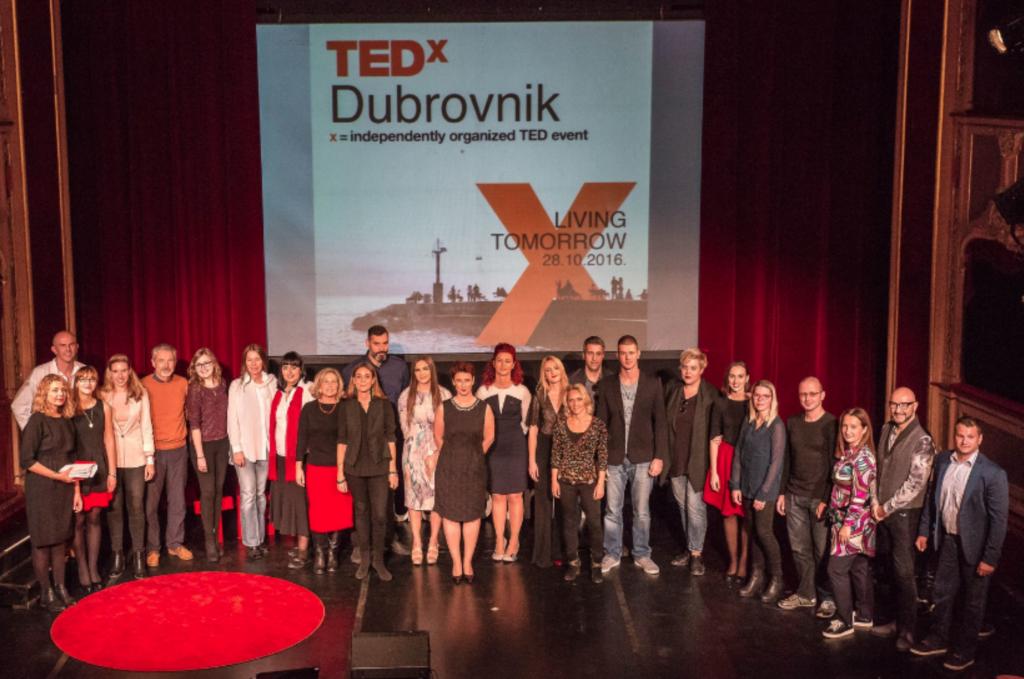 ODRŽAN PRVI TEDxDUBROVNIK