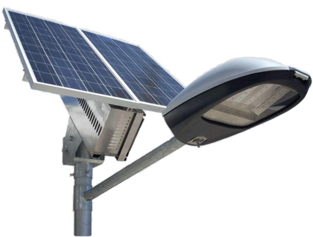 Uskoro solarna LED rasvjeta na otocima