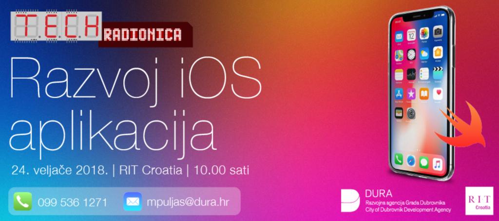 RAZVOJ iOS APLIKACIJE