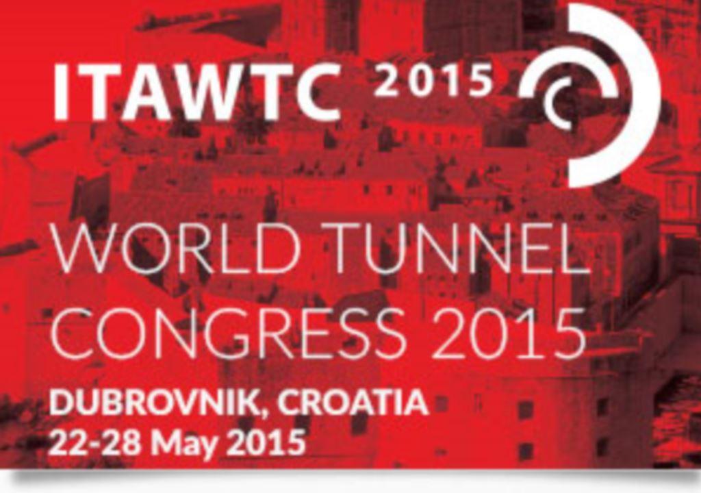 WORLD TUNNEL CONGRESS 2015