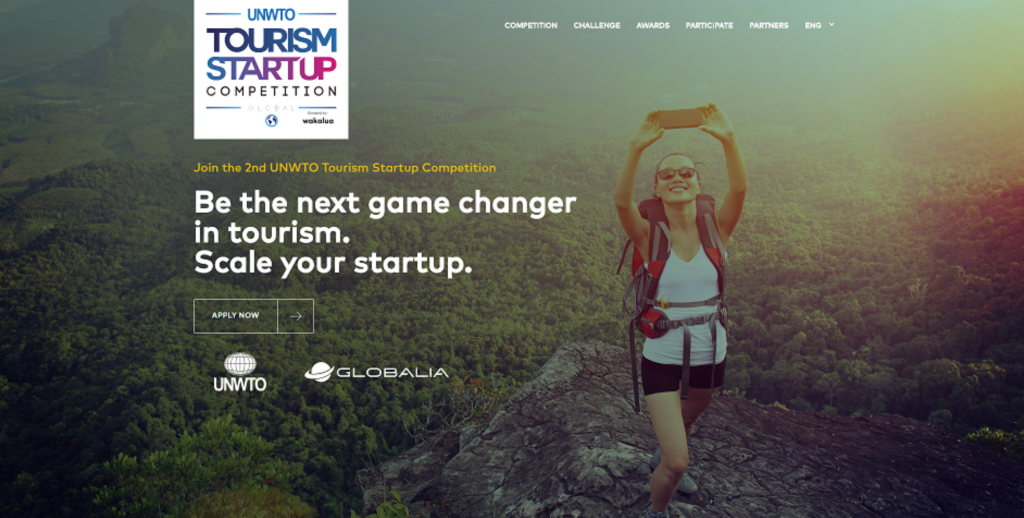 PRIJAVITE SE NA TOURISM STARTUP COMPETITION