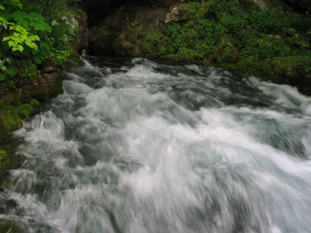 Čudo vode - gimnazijalci obilaze stari vodovod do izvora u Šumetu
