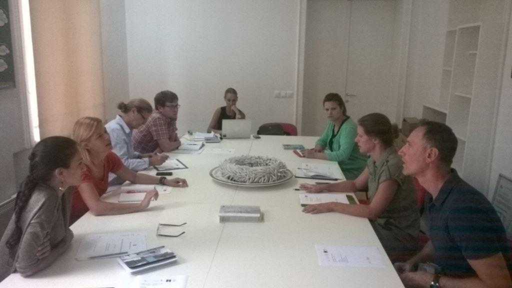 Održan prvi sastanak projekta -